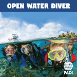 Open Water Classes